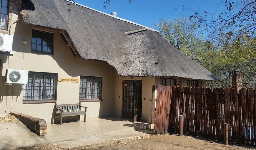 Penny Lane is a beautiful self catering house situated in Marloth Park.