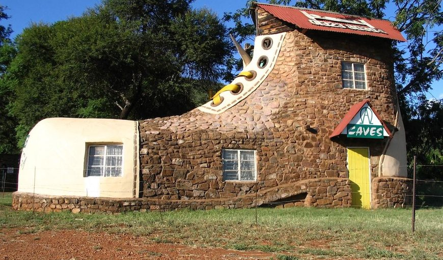 Welcome to the The Shoe Guest House. in Burgersfort, Limpopo, South Africa