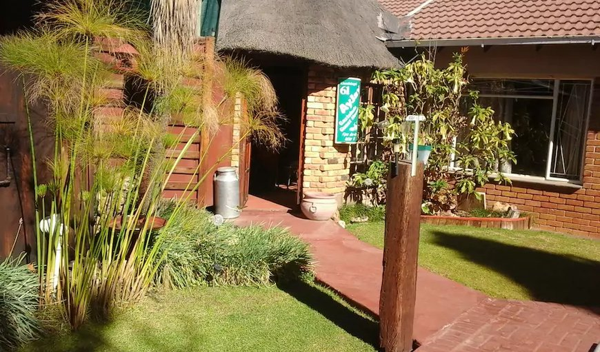 Welcome to Ayjay's Guesthouse in Bloemfontein, Free State Province, South Africa