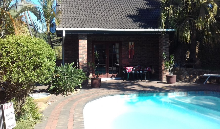 Poolside Cottage. in Durban North, Durban, KwaZulu-Natal , South Africa