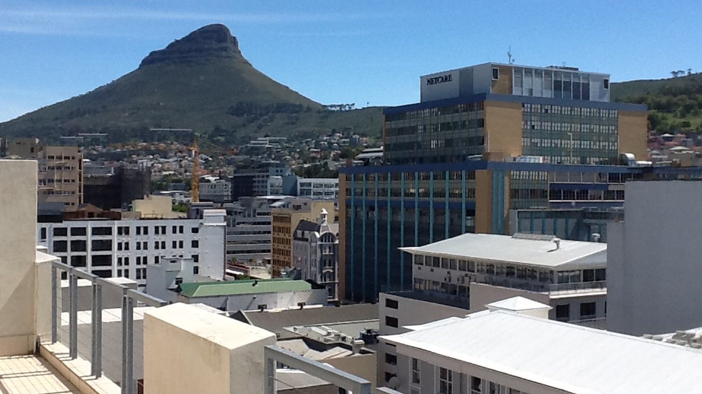 Bed And Breakfast Cape Town City Centre