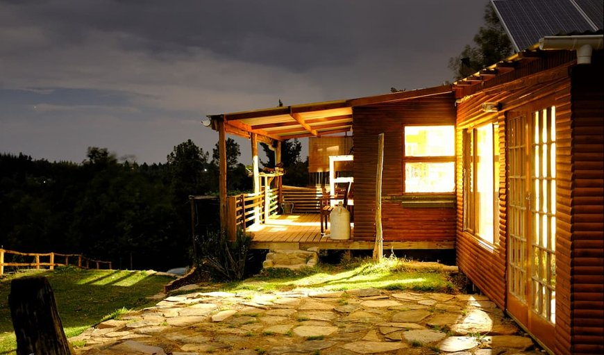 Wild Fox Hill Eco-Cabin in Hogsback, Eastern Cape, South Africa