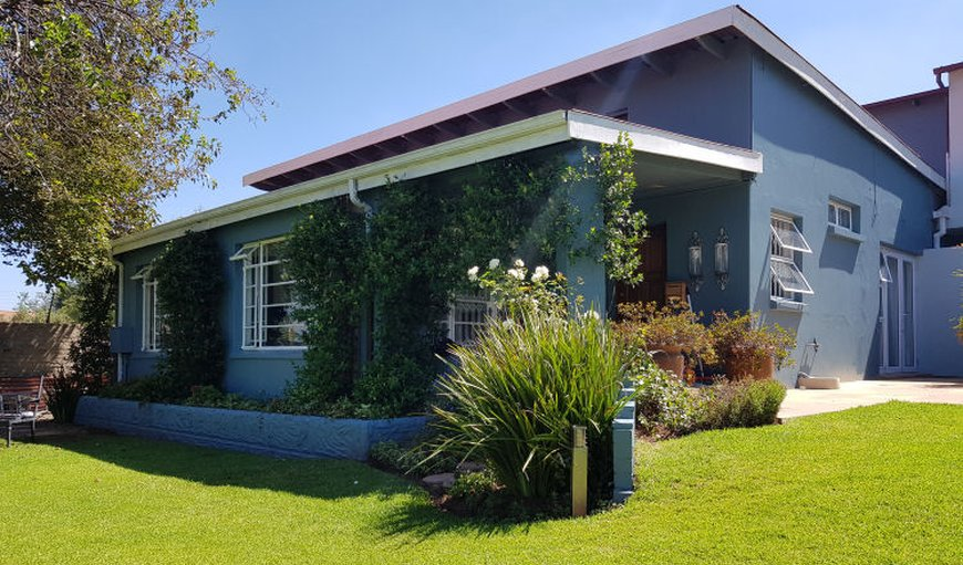 Welcome to B&B on Buckingham in Craighall Park, Johannesburg (Joburg), Gauteng, South Africa