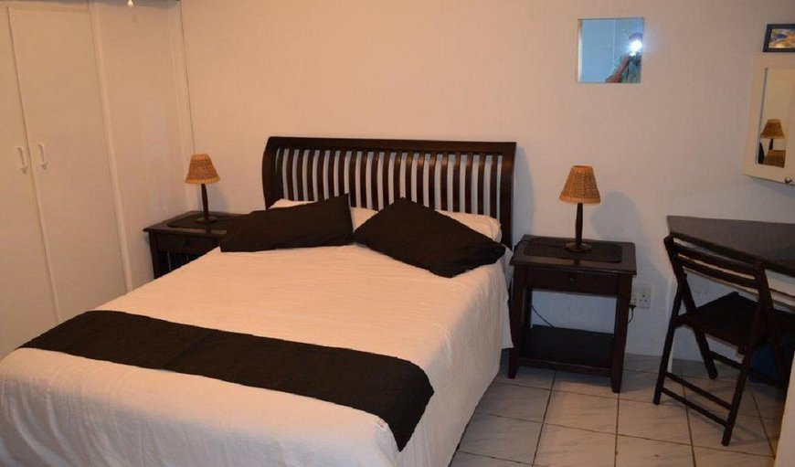 Each bedroom has double beds