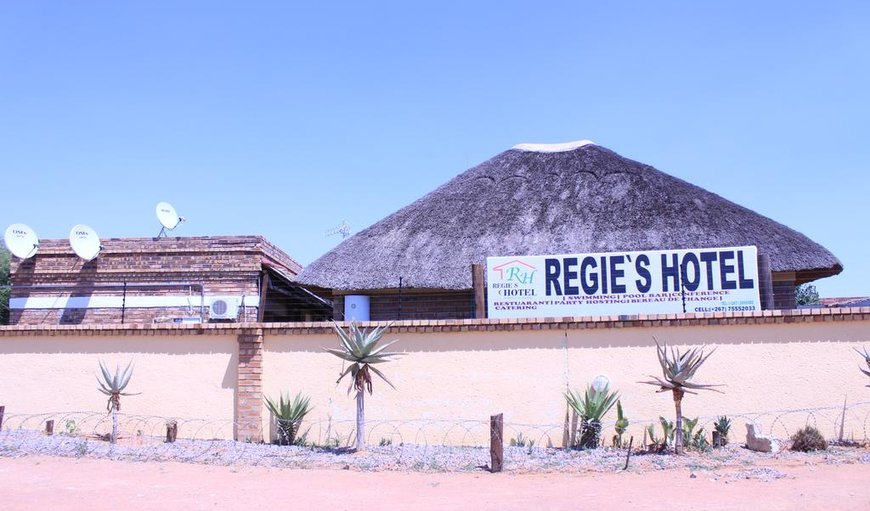 Regie's Hotel in Gaborone, South East District, Botswana