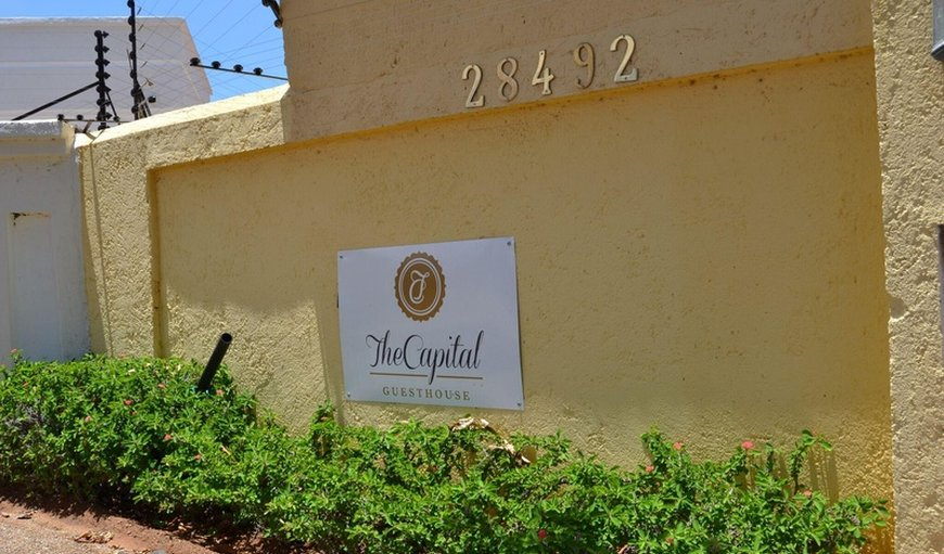 The Capital Guest House