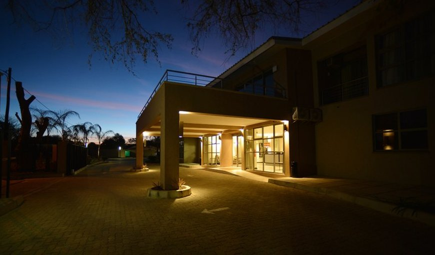 Welcome to the Regent Select Hotel in Gaborone, South East District, Botswana