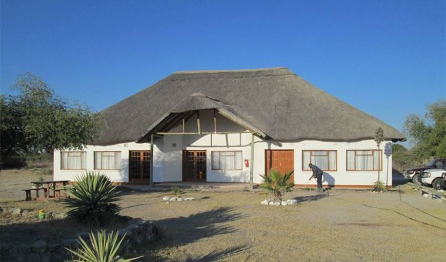 Rakops River Lodge in Rakops, Central District , Botswana
