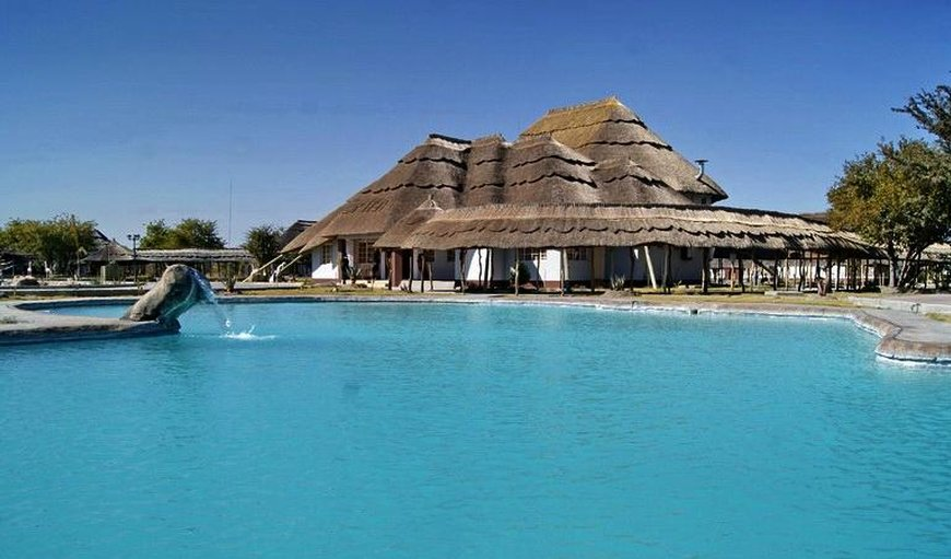 Pelican Lodge and Camping in Nata, Central District , Botswana