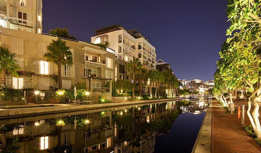 Welcome to Marina Residential. in V&A Waterfront, Cape Town, Western Cape , South Africa