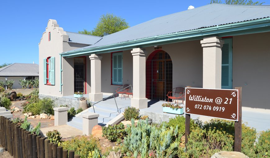 Welcome to Willisin @21 in Williston, Northern Cape, South Africa