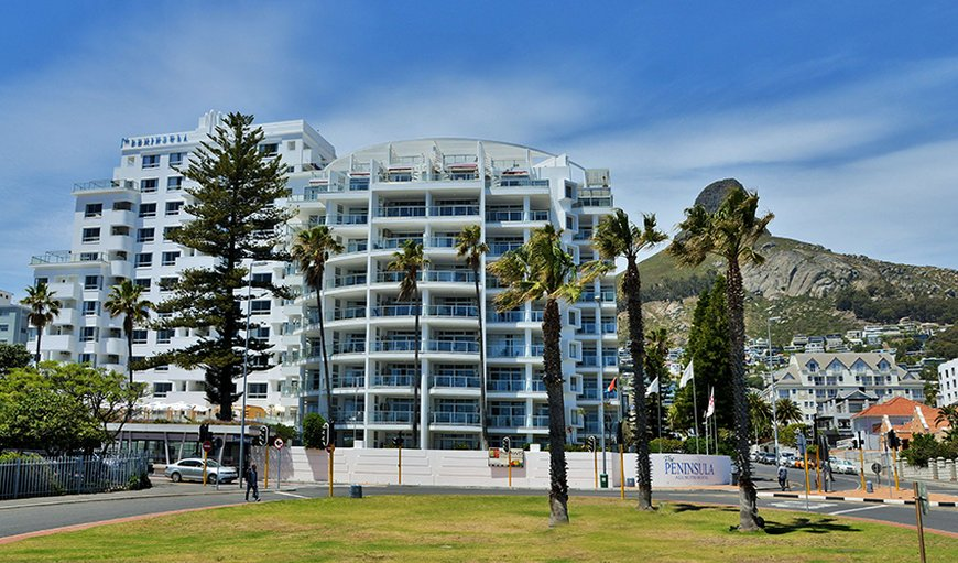 Welcome to The Peninsula All- Suite-Hotel. in Sea Point, Cape Town, Western Cape , South Africa
