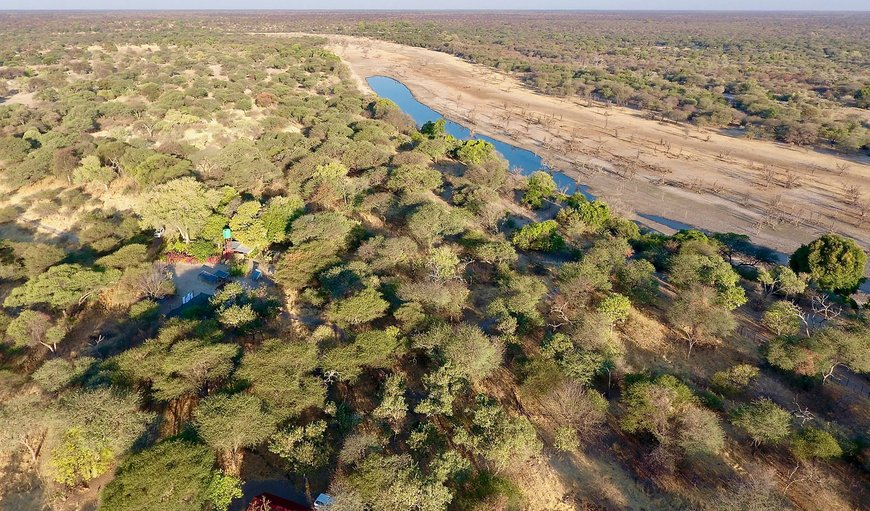 Tshima Bush Camp in Maun, North West District, Botswana