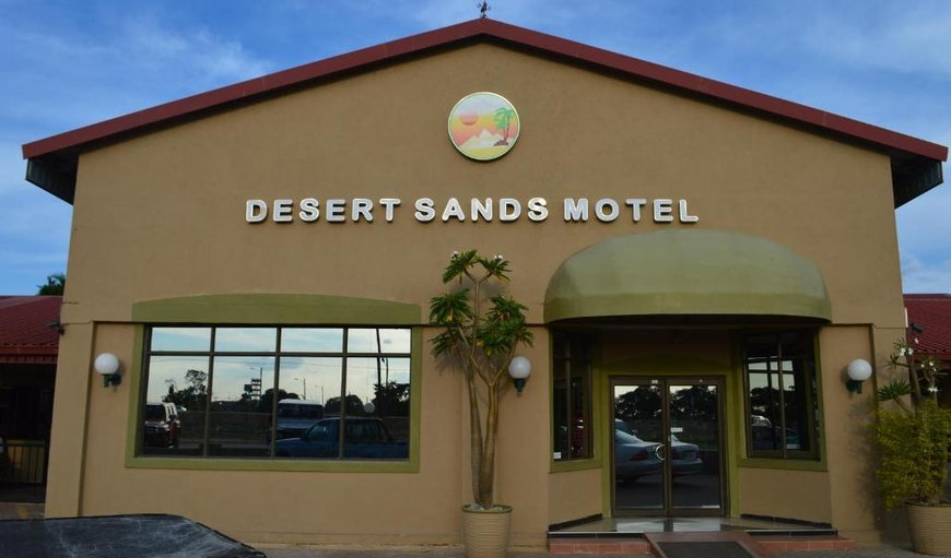 Desert Sands Motel in Palapye, Central District , Botswana