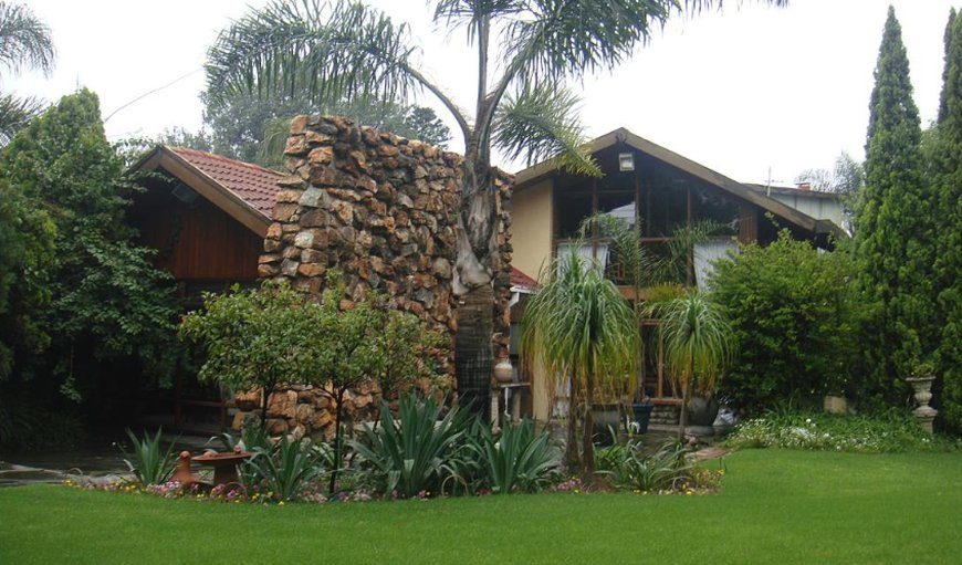 Welcome to African Manor Guest House. in Germiston, Gauteng, South Africa