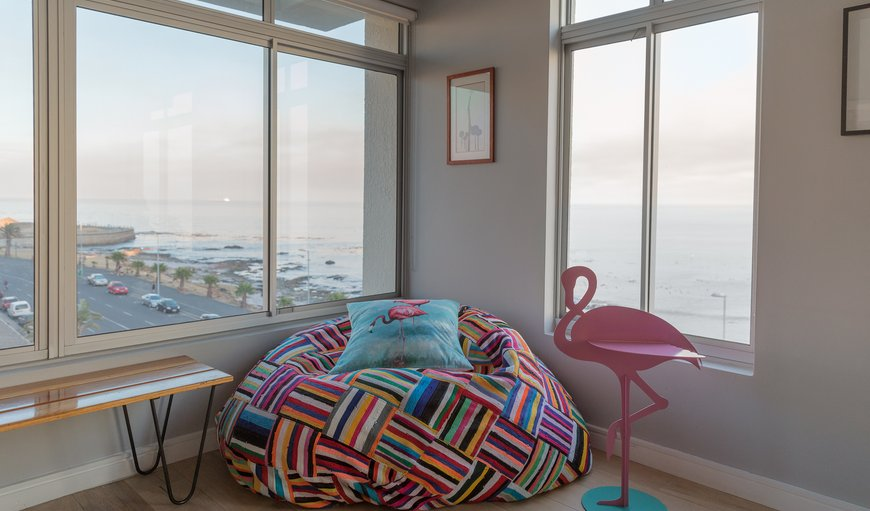 SeaViews from all the living areas