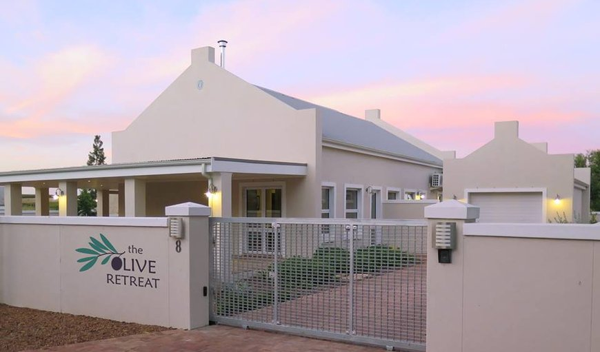 Welcome to The Olive Retreat in Riebeek Kasteel, Western Cape , South Africa