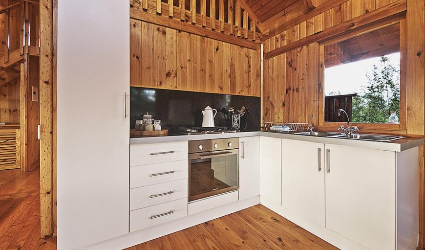 Chalet - kitchen