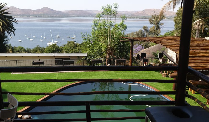 Yacht View in Hartbeespoort Dam, Hartbeespoort, North West Province, South Africa