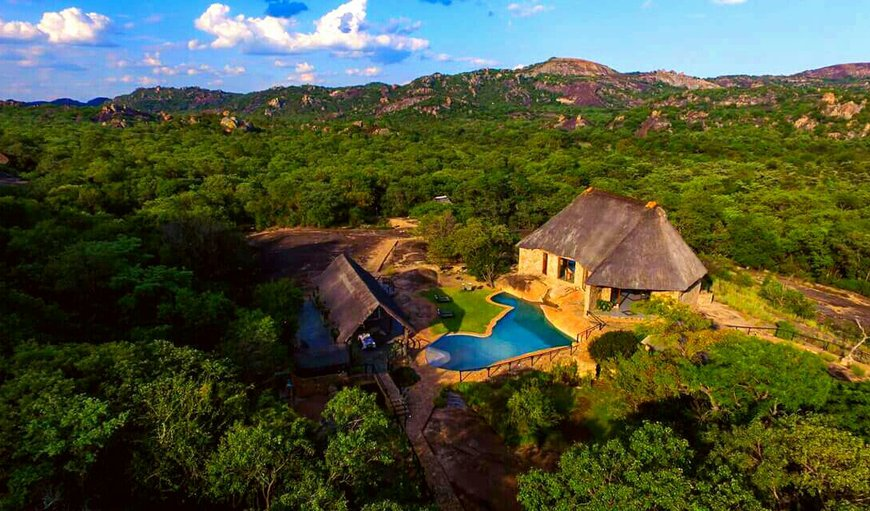 Matobo Hills Lodge in Matobo National Park , Matabeleland South, Zimbabwe