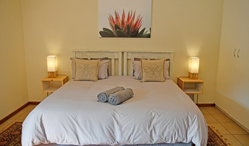 Kingsized bed, quality linen and a very comfortable mattress. in White River, Mpumalanga, South Africa