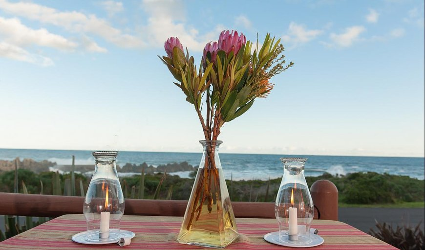 Self Catering Sea Front Apartment in Kleinmond, Western Cape , South Africa
