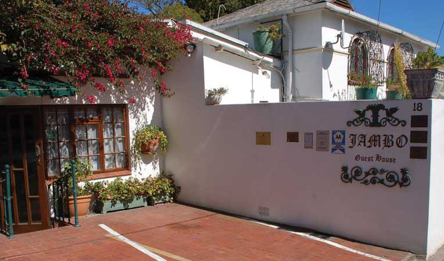 Jambo Guest House in Green Point, Cape Town, Western Cape , South Africa