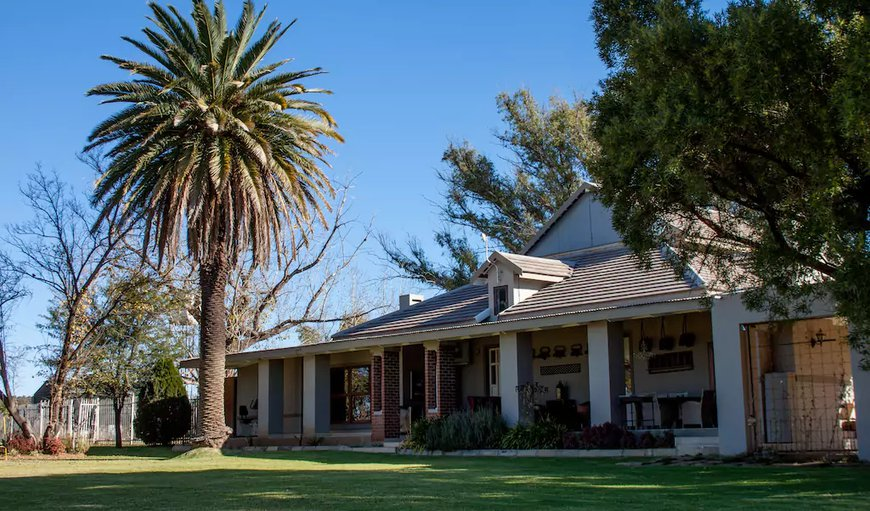 Welcome to 466 Vaal de Grace in Parys, Free State Province, South Africa