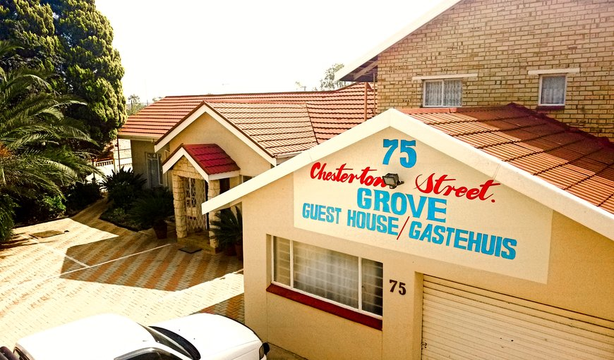 Welcome to Grove Guesthouse in Stilfontein, North West Province, South Africa