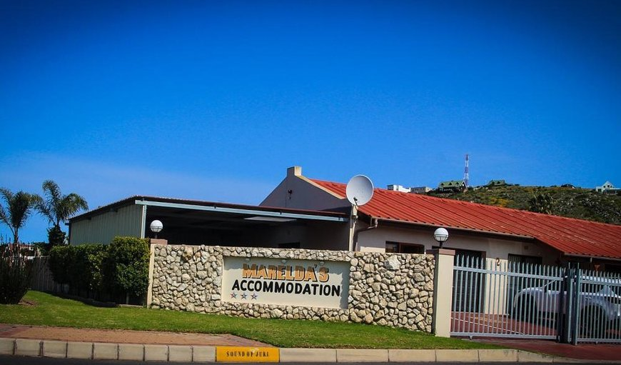Welcome to Marelda's Accommodation in Saldanha Bay, Western Cape , South Africa