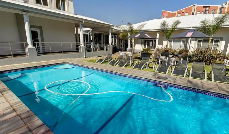 The Aviator Hotel in Kempton Park, Gauteng, South Africa