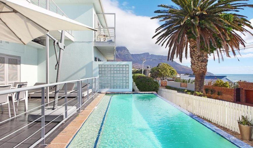 Welcome to Indigo Bay - The Villa. in Camps Bay, Cape Town, Western Cape , South Africa