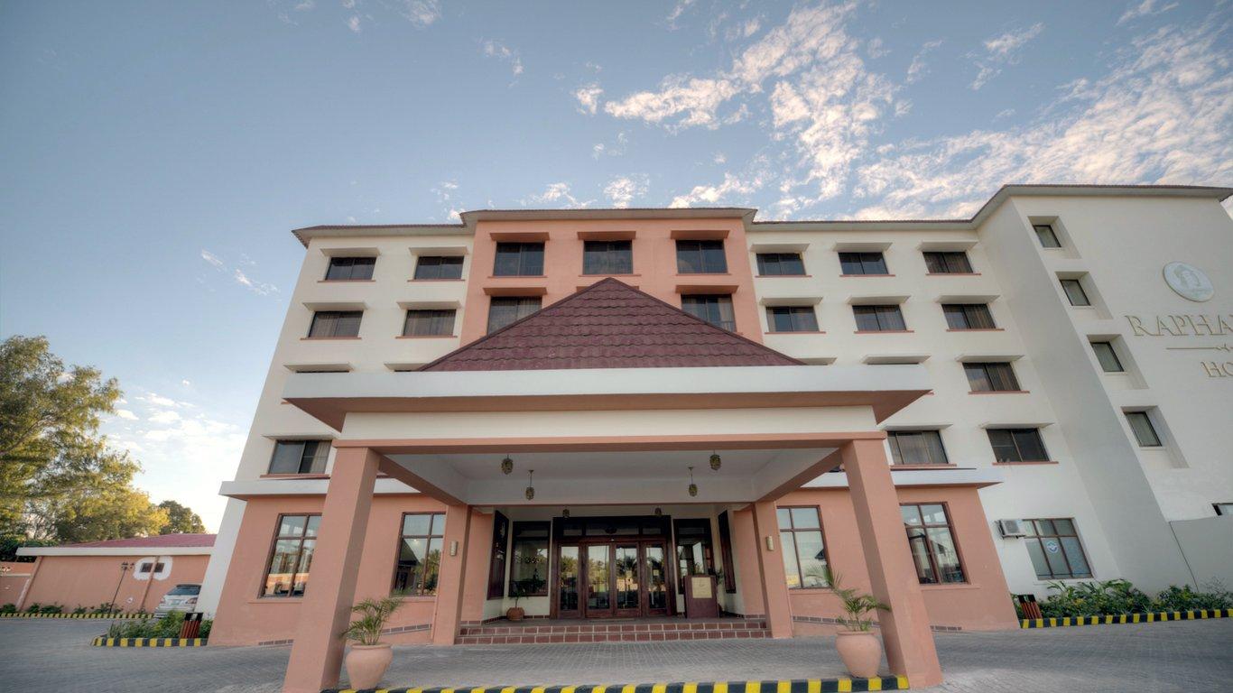 Raphael S Hotel In Pemba Cabo Delgado Province Mozambique