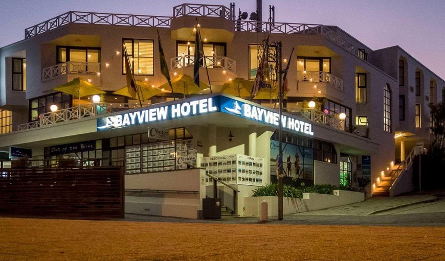 Welcome to Bayview Hotel in  Plettenberg Bay Central, Plettenberg Bay, Western Cape, South Africa