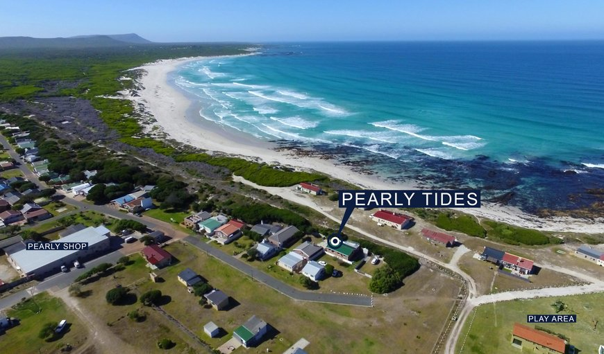 Welcome to Pearly Tides. in Pearly Beach, Western Cape, South Africa