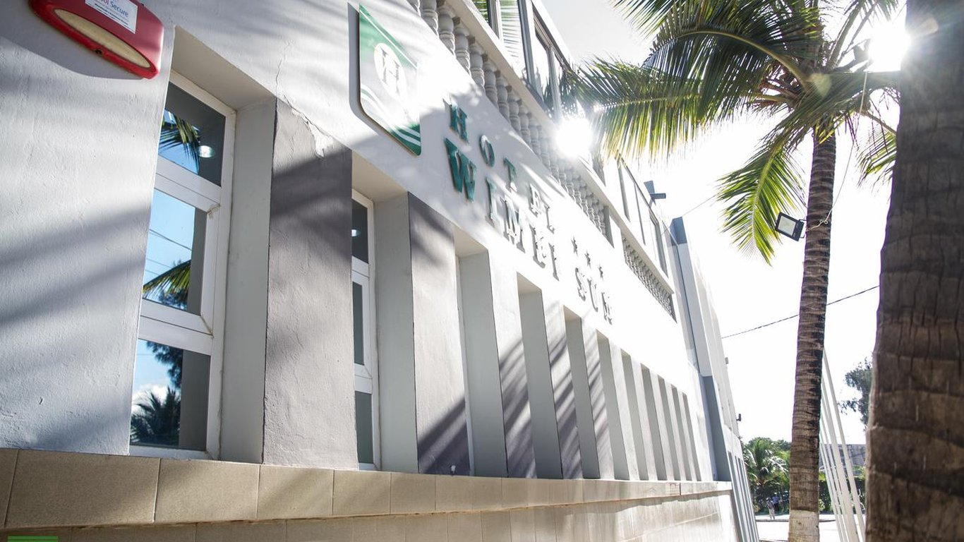 Hotel Wimbi Sun In Pemba Cabo Delgado Province Mozambique