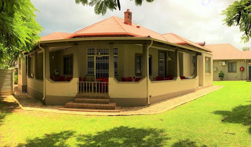 Welcome to Red Roof Guesthouse in Louis Trichardt, Limpopo, South Africa