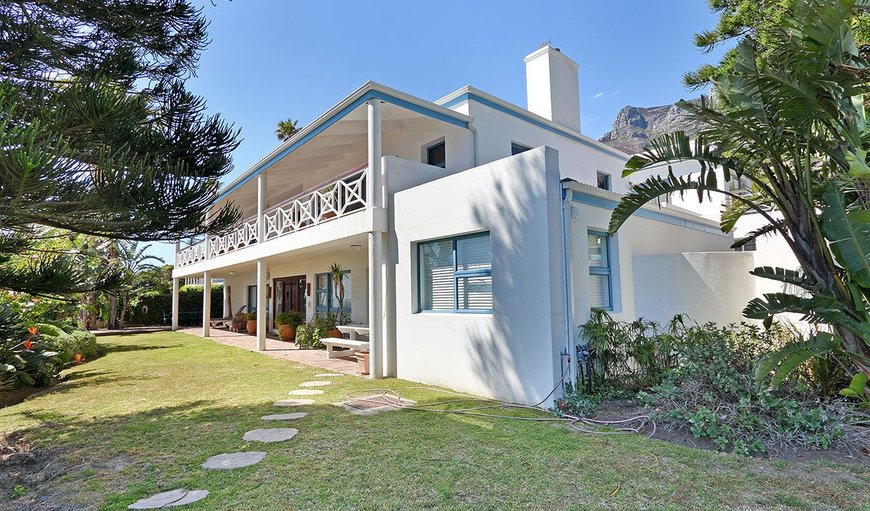 Breakers Beach House Front View in Llandudno, Cape Town, Western Cape, South Africa