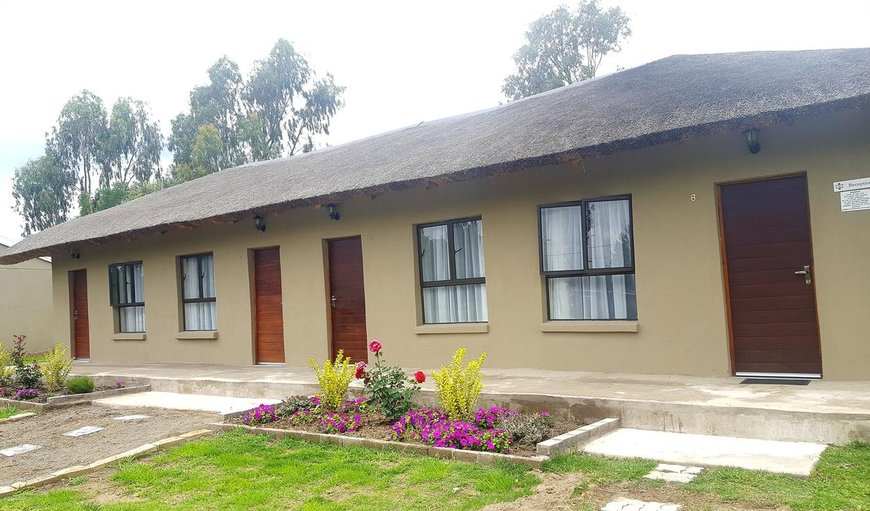 Old Hoek Guest House units.