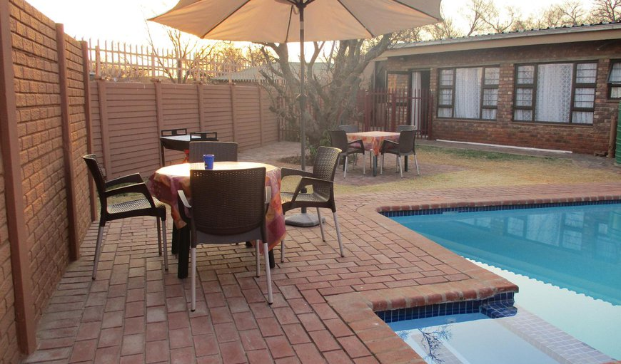 Welcome to White Rose Guest House in CW1, Vanderbijlpark, Gauteng, South Africa