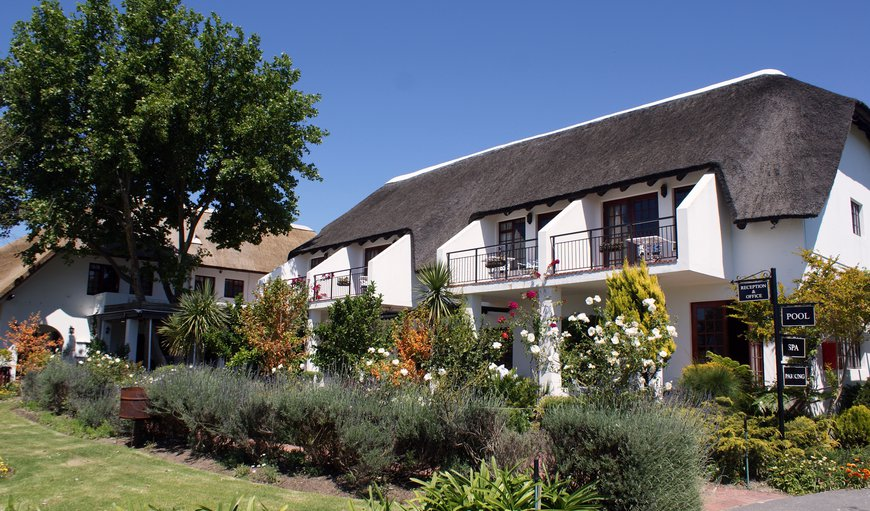 Wedgeview Country House And Spa in Stellenbosch, Western Cape , South Africa