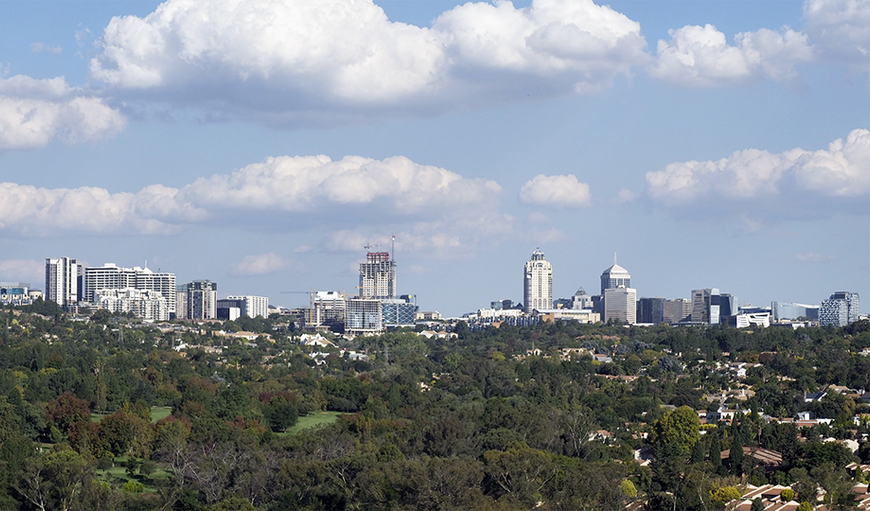 Sandton Executive Suite in Sandton, Johannesburg (Joburg), Gauteng, South Africa