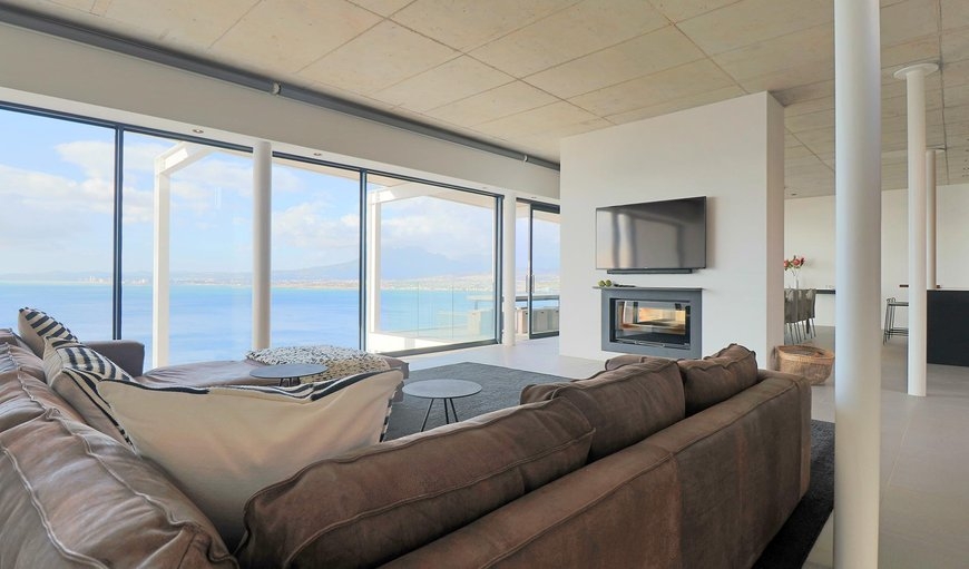 Spacious lounge in Gordon's Bay, Western Cape, South Africa