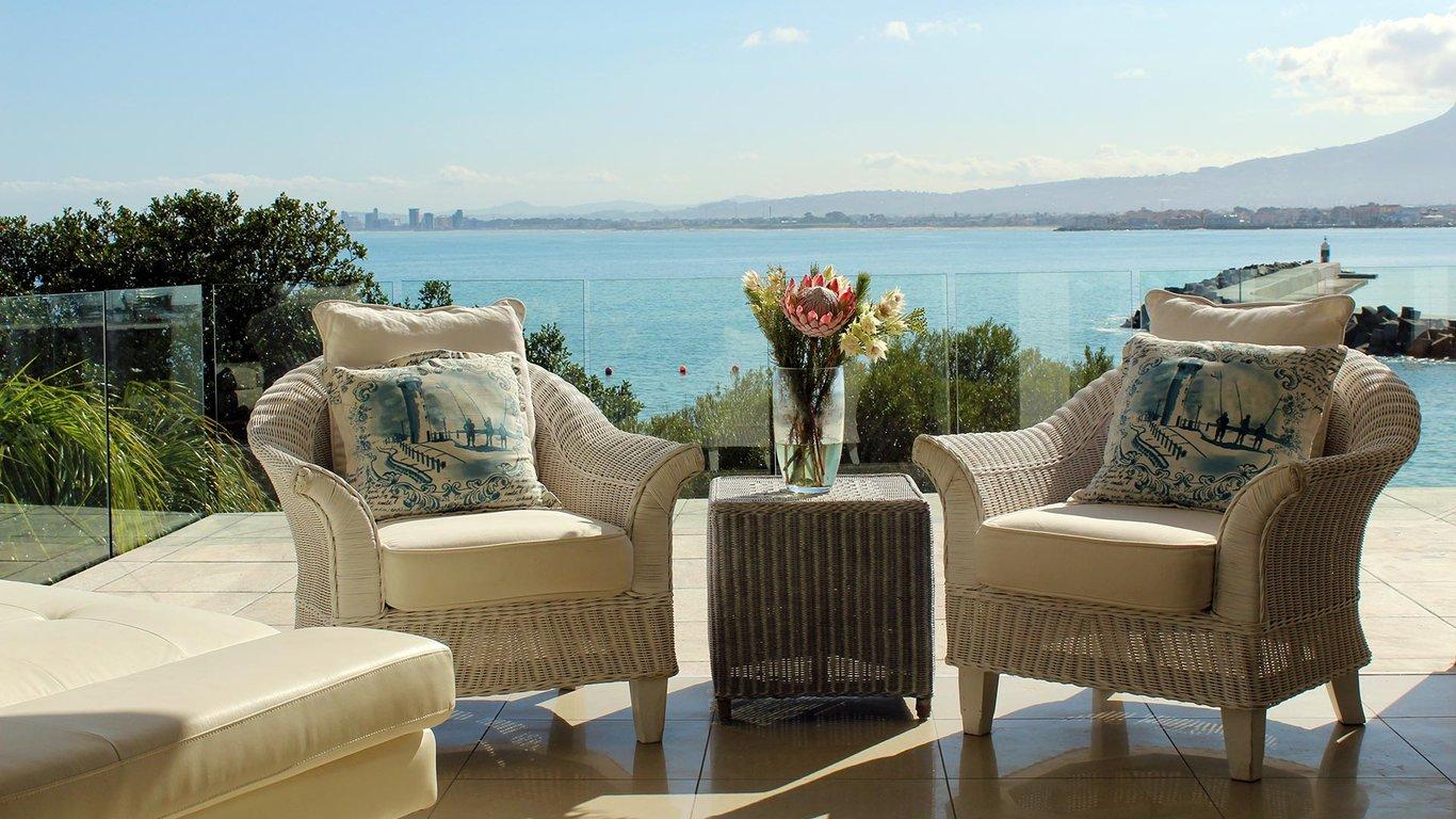 Bikin beach suite the view in gordons bay western cape south africa
