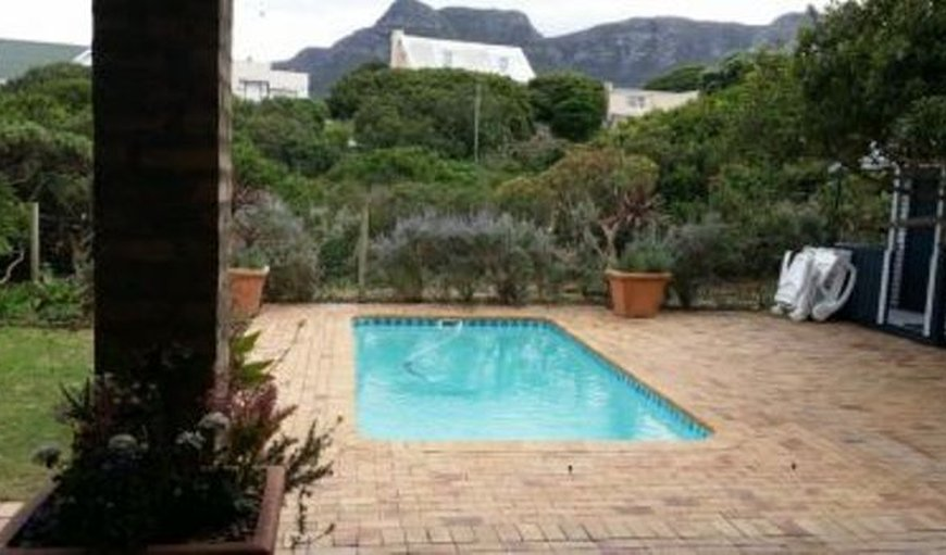 Swimming pool. in Vermont, Hermanus, Western Cape, South Africa