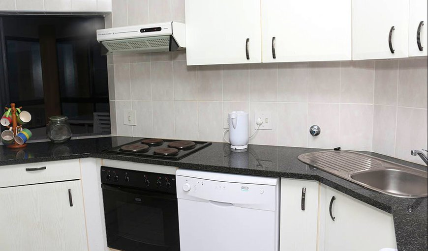 Margate Sun 11- Fully equipped kitchen including a dishwasher