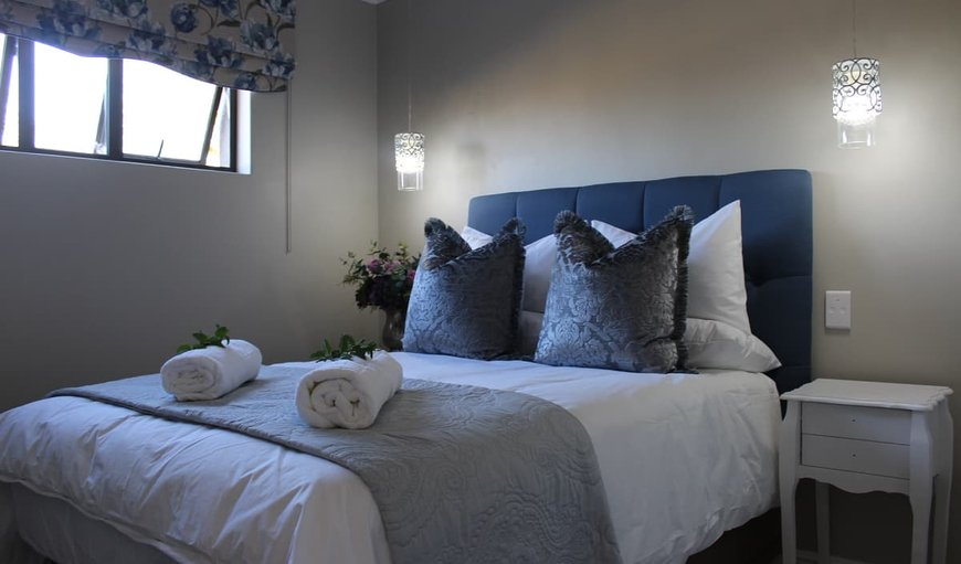 1st bedroom with dubble bed in Durbanville, Cape Town, Western Cape, South Africa