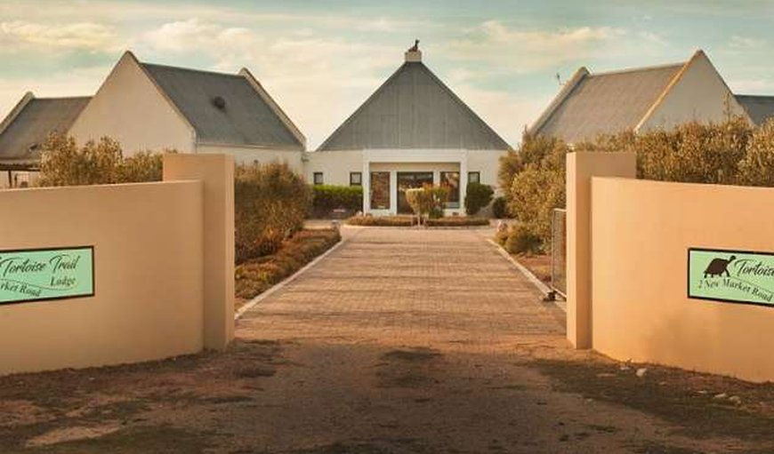 Welcome to Tortoise Trail Lodge (B&B). in Longacres Country Estate, Langebaan , Western Cape , South Africa