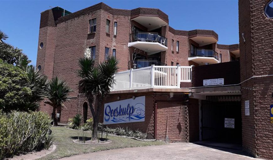 Seeskulp 2-  located in the secure Seeskulp complex, within walking distance to Uvongo Beach.