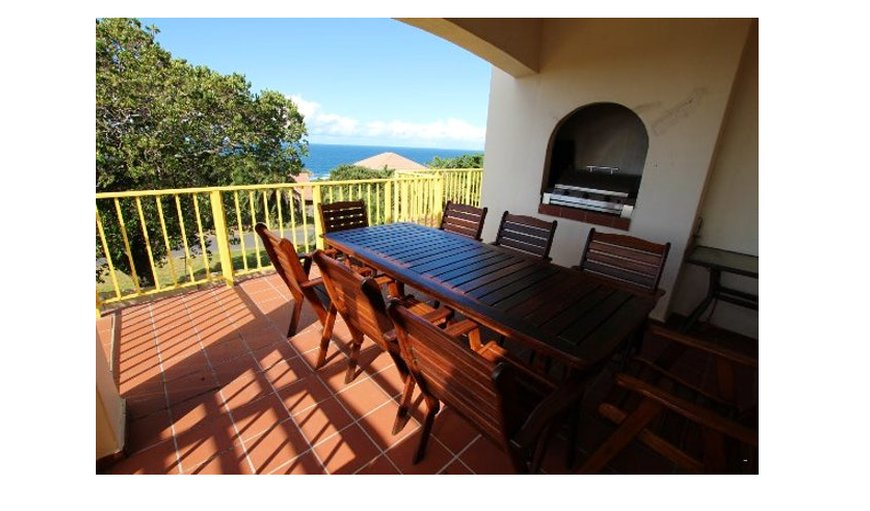 Welcome to Tomeros 21- a self-catering unit with beautiful sea views, about 200 m from the Uvongo main beach. in Uvongo, KwaZulu-Natal, South Africa